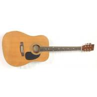 Harley Benton HBD110-NT chitarra acustica folk