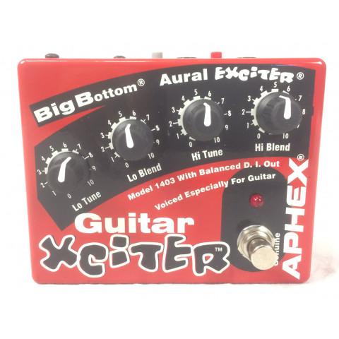 Aphex 1403 Guitar Exciter Big Bottom