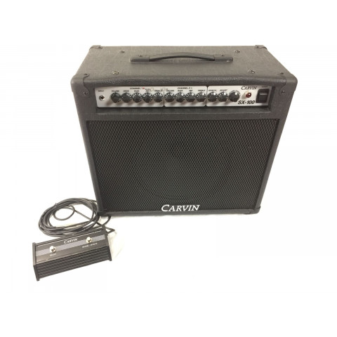 Carvin SX-100 made in USA 100W