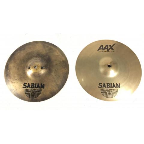 Sabian AAX Fusion Hi Hat 13