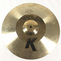 Zildjian K Custom Hybrid ride 21