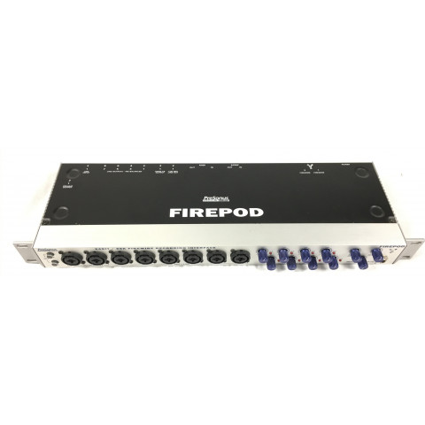 Presonus Firepod 10 scheda audio