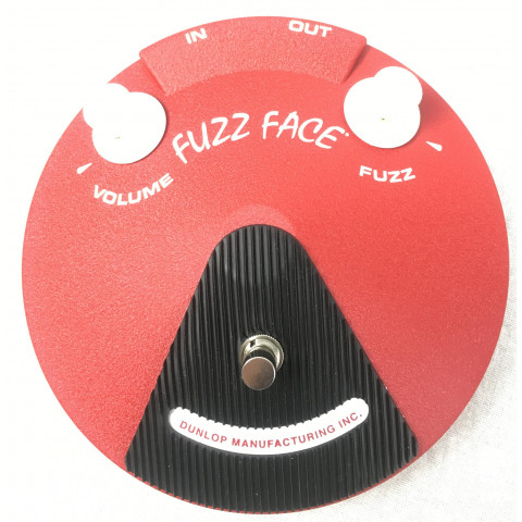 Dunlop JHF3 Band Of Gipsy Fuzz Face Distortion