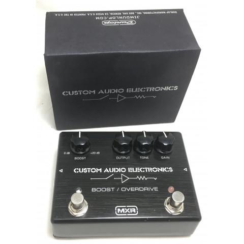 Custom Audio MXR MC 402
