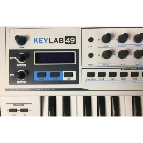 Arturia Keylab 49 Advanced Producer Pack