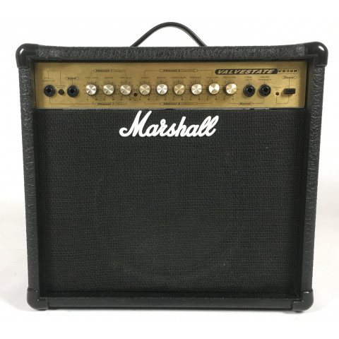 Marshall VS30R Made in England con Footswicth