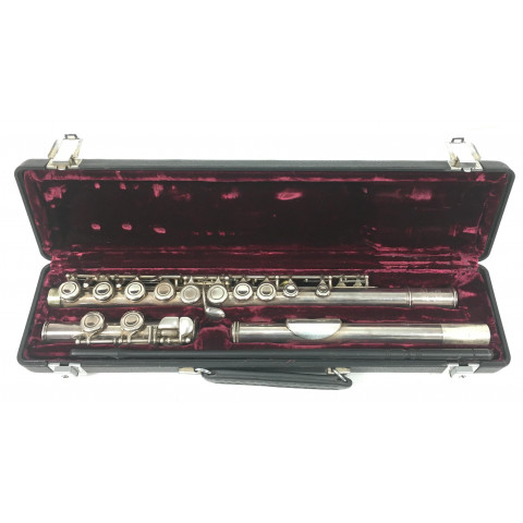Buffet Crampon Cooper Scale Flauto Traverso made in England