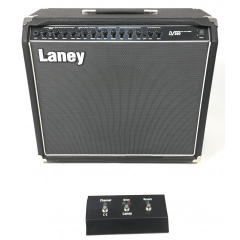 Laney LV300 con footswitch