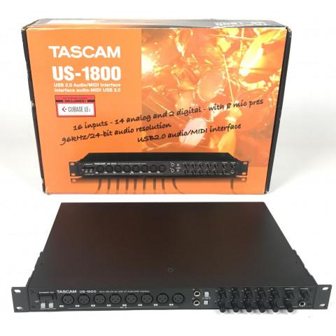 Tascam US-1800