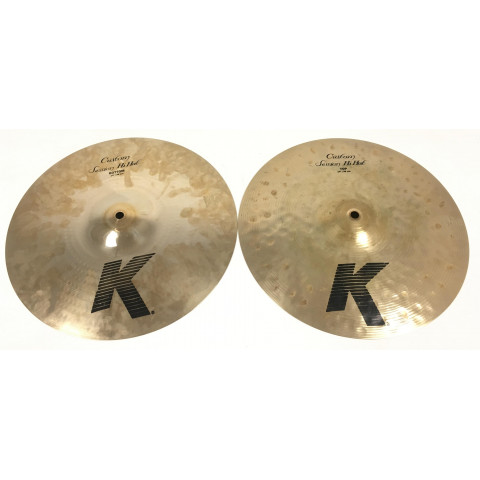 Zildjian K Custom Session Hi Hat 14