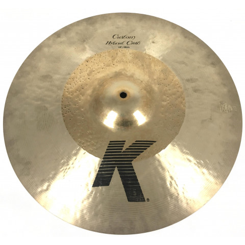 Zildjian K Custom Hybrid Crash 19