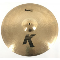 Zildjian K Brilliant Crash Ride 21
