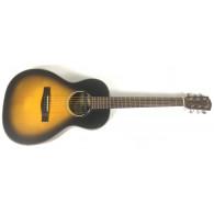 Fender Cp-100 Parlor + artec msp 50 soundhole pickup