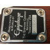 Epiphone Thunderbird IV Vintage Sunburst 2001