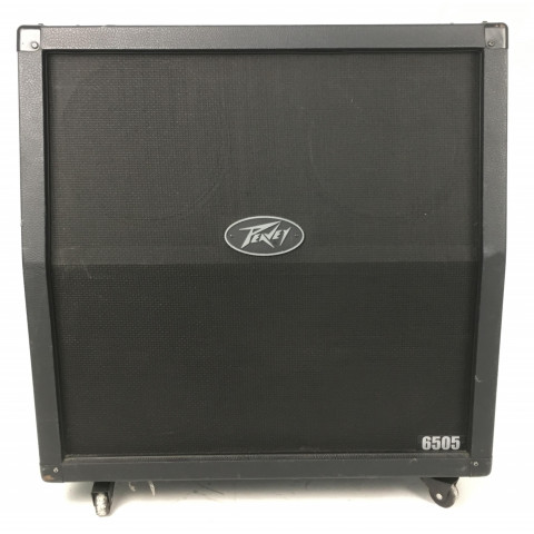 Peavey 6505 4 x 12 Slant made in USA