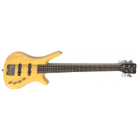 Warwick Rockbass Corvette 5 Natural