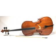 Stagg VNC 4/4 Violoncello con custodia