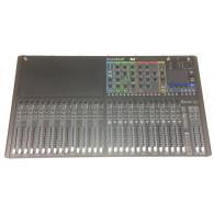 Soundcraft Si Compact 32 canali con flight case