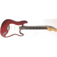 Fender American Standard Stratocaster Candy Apple Red Seriale N7299422