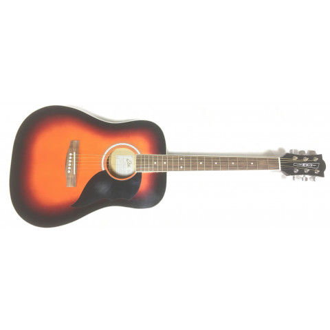 Eko Ranger 6 Brown Sunburst