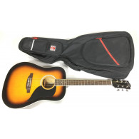 EKO Ranger 6 Eq Brown Sunburst con custodia
