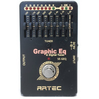 Artec SE-GEQ Graphic eq e Digital turner SE-GEQ