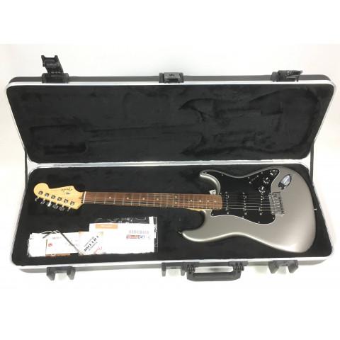 Fender American Deluxe Stratocaster Tungsten Seriale US11011123