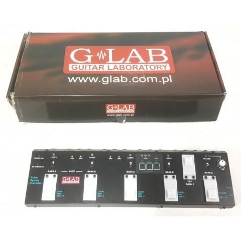 G-Lab GSC Guitar System Controller
