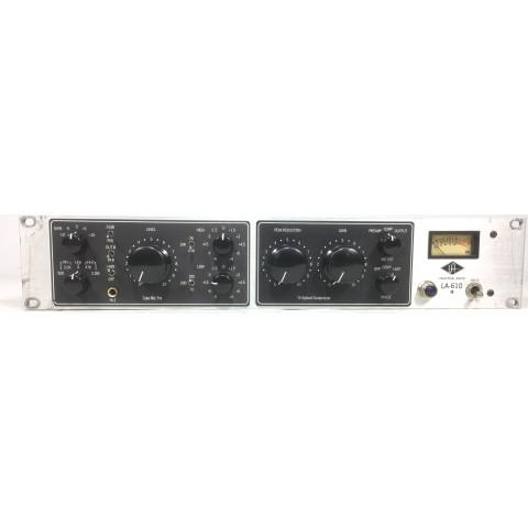 Universal Audio LA 610 Preamplificatore Microfonico Valvolare