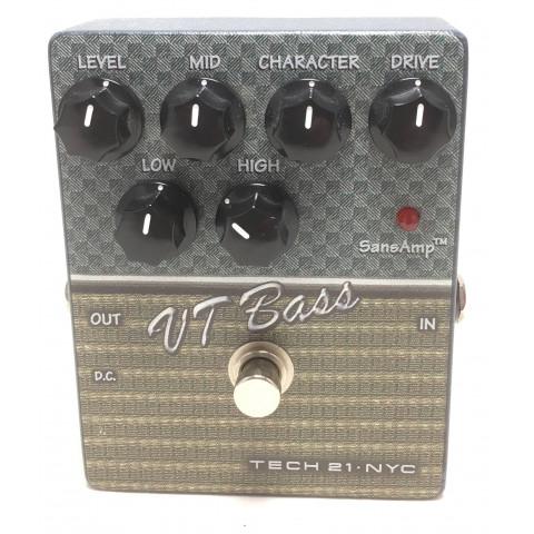 Tech 21 Sansamp S VT Bass V2