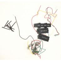 Ibanez Elettronica Attiva completa per basso 4 corde