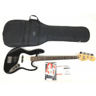 Fender Standard Jazz Bass Black seriale MX11059321
