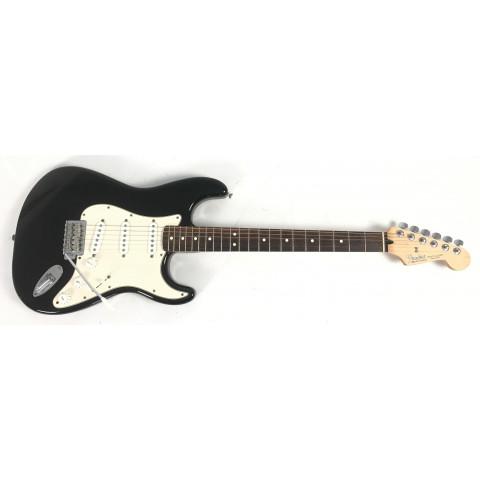 Fender Standard Stratocaster RW Black seriale MZ5099556