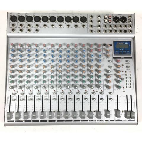 FBT Pickup 18e Mixer analogico con effetti