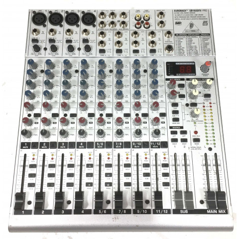 Behringer UB1622-Fx Pro