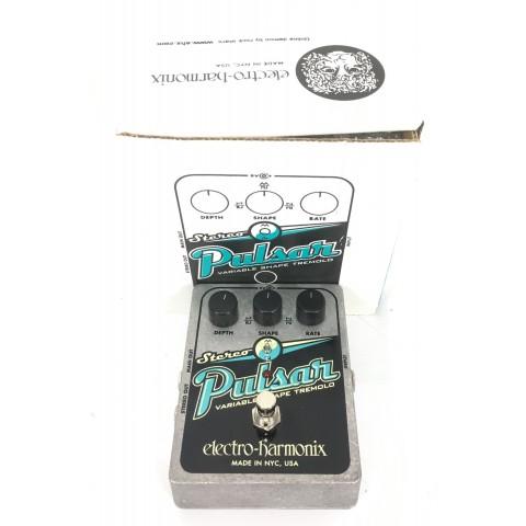 Electro Harmonix Stereo Pulsar Tremolo