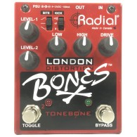 Radial London Bones Distortion
