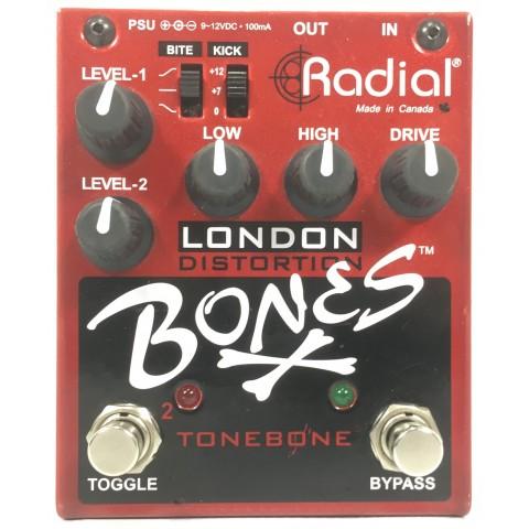 Radial London Bones Distortion