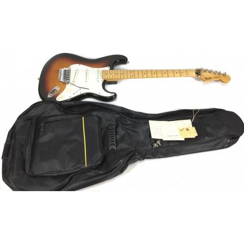 Fender Stratocaster Japan 1986 seriale E666098