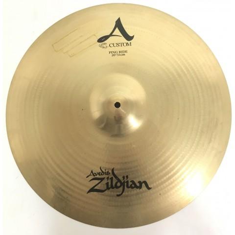 Zildjiian A Custom Ping Rde 20
