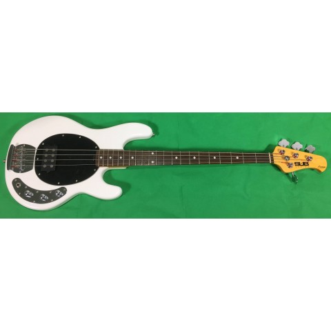 Sterling by Music Man Sub Ray4 Withe