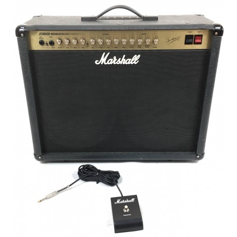 Marshall JCM600 2 X 12 Made in England