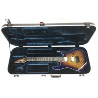 Ibanez RGIX6FDLB-NLB Northern Lights Burst con custodia rigida
