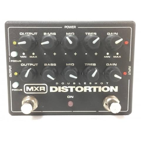 MXR M-151 Double Shot Distortion
