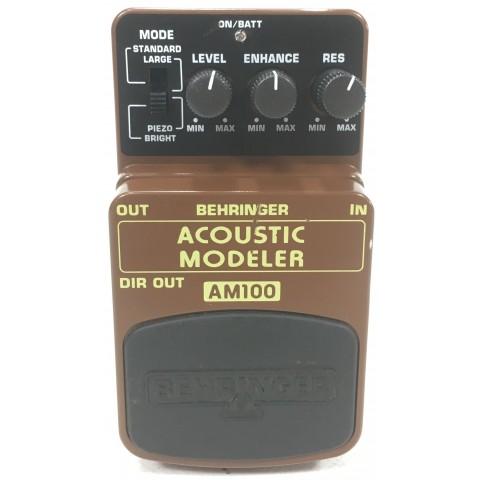 Behringer AM100 Acoustic Modeler