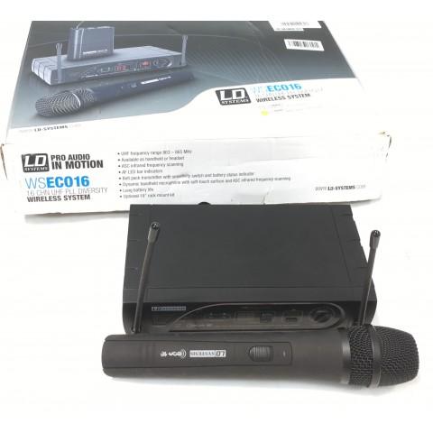 LD Systems ECO 016 radiomicrofono