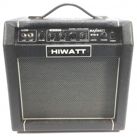 Hiwatt Maxwatt B15B