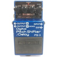 Boss PS-3 Pitch Shifter Delay