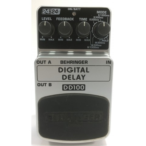 Behringer DD100 Digital Delay