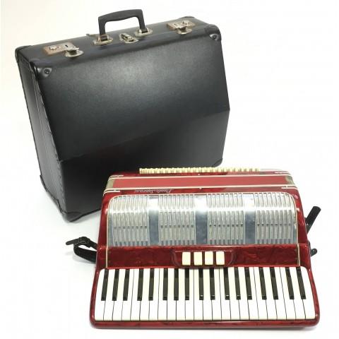 Paolo Soprani fisarmonica Vintage 120 bassi